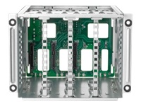 HPE 6 SFF NVMe Rear Cage Kit