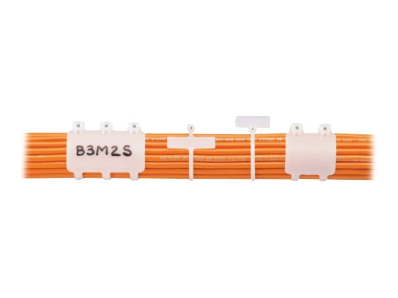 Panduit Dome-Top Barb Ty cable marker tie