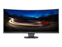 NEC MultiSync EX341R-BK LED monitor curved 34INCH (34INCH viewable) 3440 x 1440 SVA