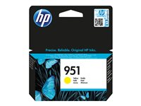 HP 951 Yellow Officejet Ink Cartridge