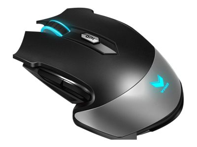 VPRO V310 Gaming - mouse - USB - nero