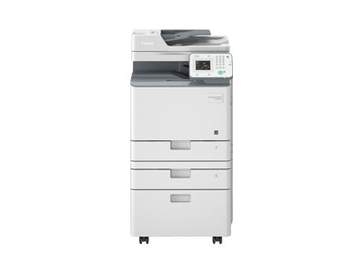 Canon imageRUNNER C1225iF - Imprimante multifonctions - couleur - laser - A4 (210 x 297 mm), Legal (216 x 356 mm) (original) - A4/Legal (support) - jusqu'à 25 ppm (copie) - jusqu'à 25 ppm (impression) - 650 feuilles - 33.6 Kbits/s - USB 2.0, Gigabit LAN, hôte USB