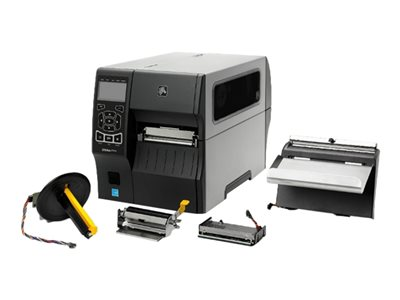 Zebra ZT400 Series ZT410 Label printer thermal transfer Roll (4.5 in) 203 dpi  image