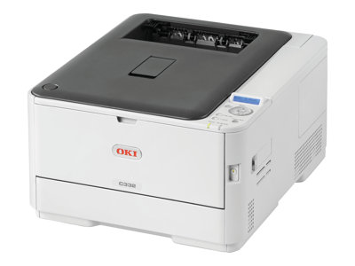 OKI C332dn Printer color Duplex LED A4/Legal 1200 x 600 dpi