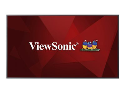 ViewSonic CDE5010 50INCH Class LED display digital signage / interactive communication