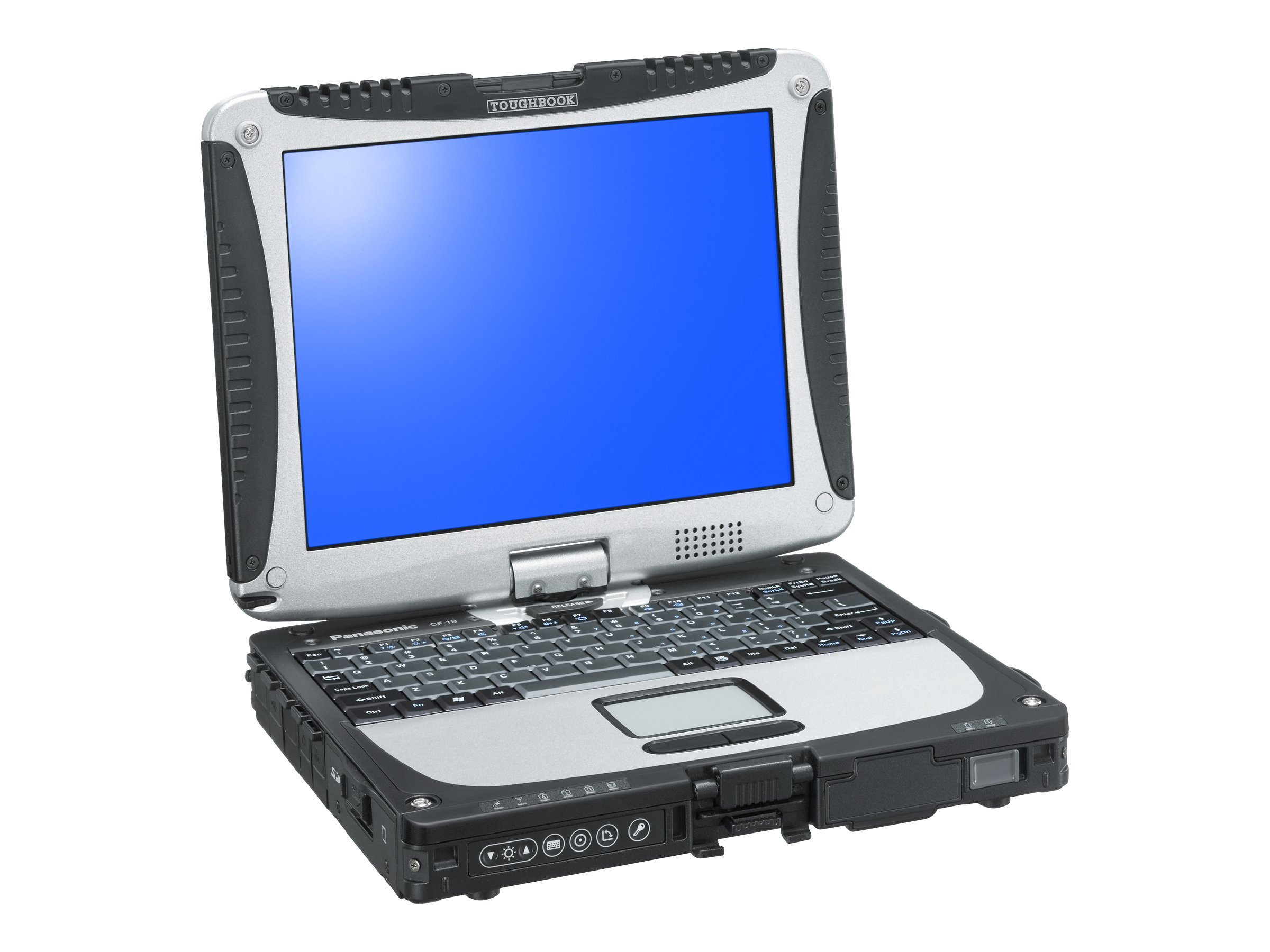 "Panasonic Toughbook 19 - 10.1"" - Core i5 3610ME - 8 GB RAM - 256 GB SSD"