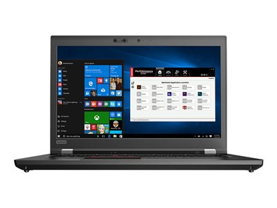 Lenovo ThinkPad P72 17.3' I7-8850H 16GB 512GB NVIDIA Quadro P3200 / Intel UHD Graphics 630 Windows 10 Pro 64-bit