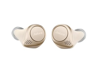Jabra Elite 75t - True Wireless Blth - Gold Beige