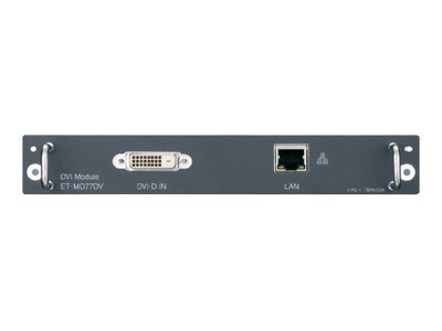 Panasonic ET-MD77DV - projector terminal expansion board