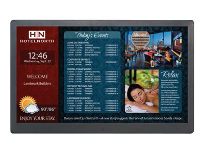 Keywest SignWave BRZ2-24 24INCH Class LCD flat panel display