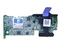 Dell ISDM and Combo Card Reader - Lecteur de carte (microSD) - pour EMC PowerEdge R440, R640, R6415, R740, R740xd, R7415, R7425, R940, T440, T640