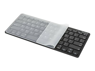 Targus Universal Keyboard cover small translucent white (pack o image