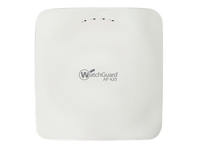 WatchGuard AP420 - wireless access point - with 3 years Total Wi-Fi