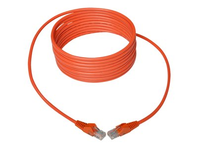 product tripp lite 14ft cat5 cat5e snagless molded patch cable utp rh insight com