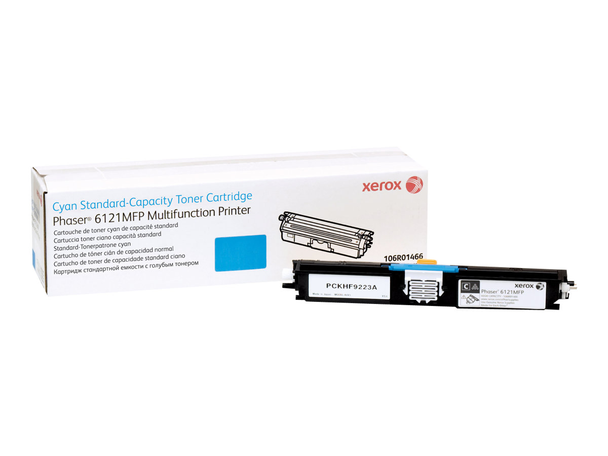Xerox Phaser 6121MFP - cyan - original - toner cartridge