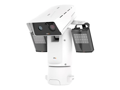 Q8742-LE Zoom Bispectral PTZ Network Camera