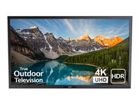 SunBriteTV SB-V-55-4KHDR-BL 55INCH Class Veranda Series LED TV outdoor full shade