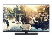 "Samsung HG49EE694DK - 49"" Class HE690 Series LED display - with TV tuner - hotel / hospitality - 1080p (Full HD) 1920 x 1080 - dark titan"