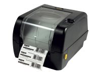 Image of Wasp WPL305 - label printer - monochrome - thermal transfer