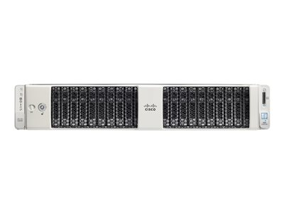 Cisco UCS SmartPlay Select C240 M5SX Standard 3 Server rack-mountable 2U 2-way