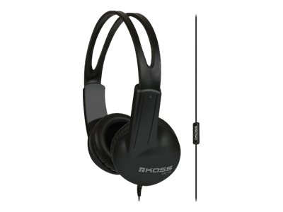 Koss UR10i Headphones with mic on-ear wired 3.5 mm jack