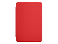 Apple Smart (PRODUCT) RED - Screen cover for tablet - polyurethane - red - for iPad mini 4