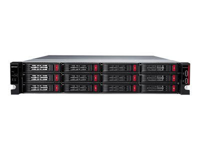 BUFFALO TeraStation 51210RH NAS server 12 bays 40 TB SATA 6Gb/s HDD 10 TB x 4