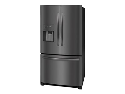 Rent To Own Frigidaire Black Stainless Steel French Door