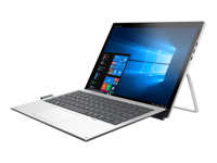 "HP Elite x2 1013 G3 - Tablette - avec clavier détachable - Core i5 8250U / 1.6 GHz - Win 10 Pro 64 bits - 8 Go RAM - 256 Go SSD NVMe - 13"" IPS écran tactile 3000 x 2000 (3K2K) - UHD Graphics 620 - Wi-Fi, Bluetooth - 4G - kbd : AZERTY French"