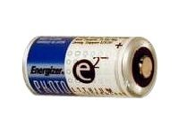 Energizer e2 Photo EL123 Camera battery 2 x CR17345 Li 1500 mAh