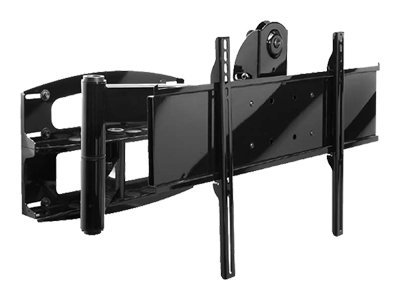 Peerless Full-Motion Plus Wall Mount With Vertical Adjustment PLAV60-UNLP-GB - mounting kit