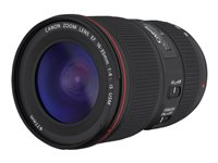 Canon EF Wide-angle zoom lens 16 mm 35 mm f/4.0 L IS USM Canon EF