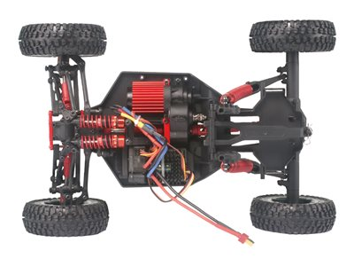AMEWI - Extreme PRO 4WD Brushless Jeep RTR