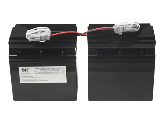 BTI Replacement Battery #55 for APC