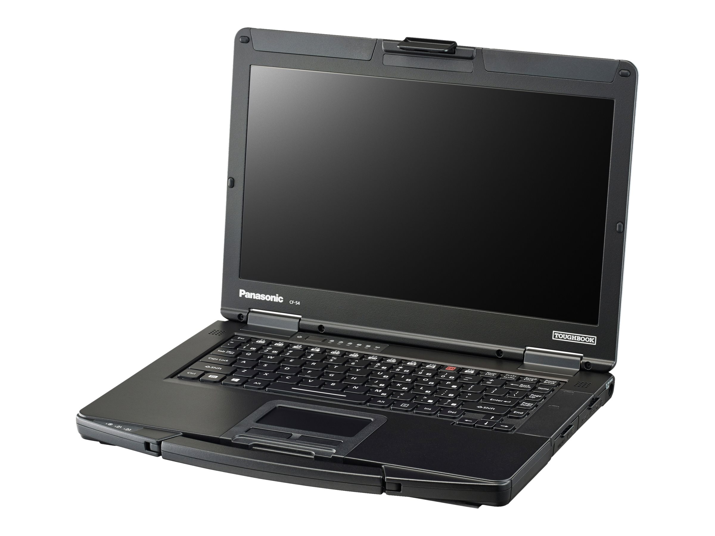 "Panasonic Toughbook 54 Performance - 14"" - Core i7 7600U - 16 GB RAM - 256 GB SSD"