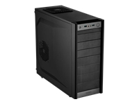 Antec One - Mid tower - ATX - no power supply (ATX) - USB/Audio