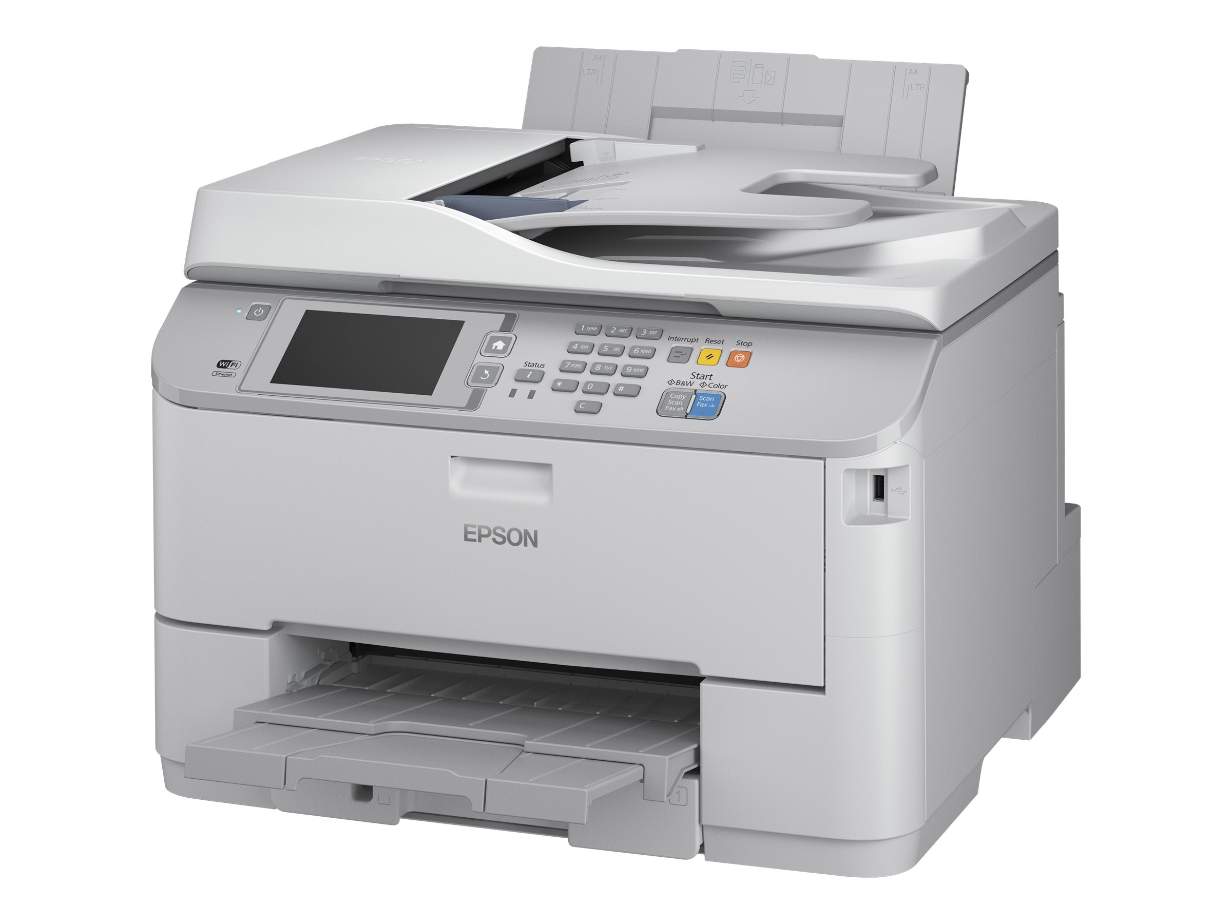 Epson WorkForce Pro WF-M5690DWF BAM - Multifunktionsdrucker - s/w - Tintenstrahl - Letter A (216 x 279 mm) (Original) - A4/Legal (Medien)