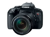 Canon EOS Rebel T7i Digital camera SLR 24.2 MP APS-C