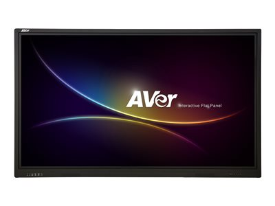 AVer CP Series CP754I 75INCH Class LED display with touchscreen 4K UH