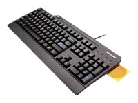 Lenovo Smartcard - keyboard - Canadian French - business black