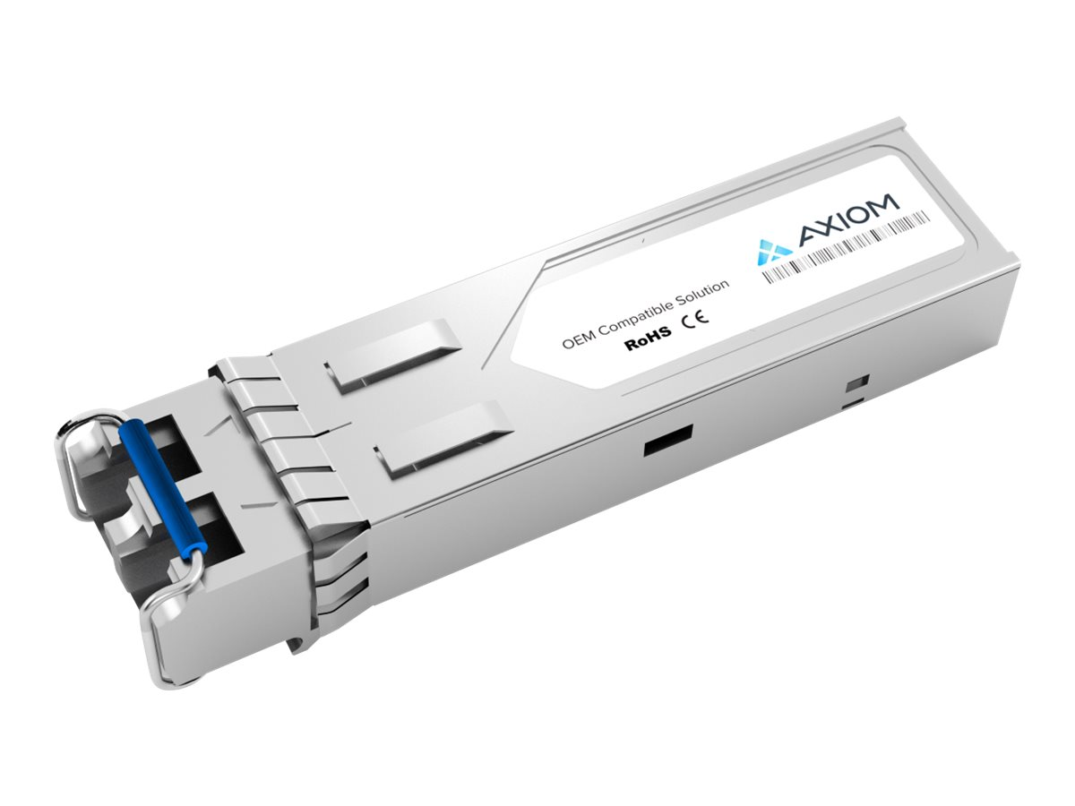 Axiom HP JD493A Compatible - SFP (mini-GBIC) transceiver module - GigE - TAA Compliant