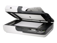 HP ScanJet N6310 Document Flatbed Scanner - Integrerad flatbäddsskanner - USB 2.0