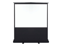 Metroplan Vertigo Portable Floor Screen - Projection screen - 80 in (203 cm) - 4:3
