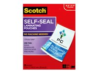Scotch 25-pack clear