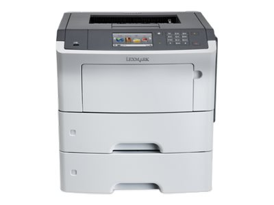 Lexmark MS610dte - Drucker - monochrom - Duplex - Laser - A4/Legal