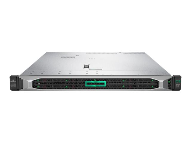 HPE ProLiant DL360 Gen10 Network Choice - rack-mountable - Xeon Silver 4210R 2.4 GHz - 16 GB - no HDD