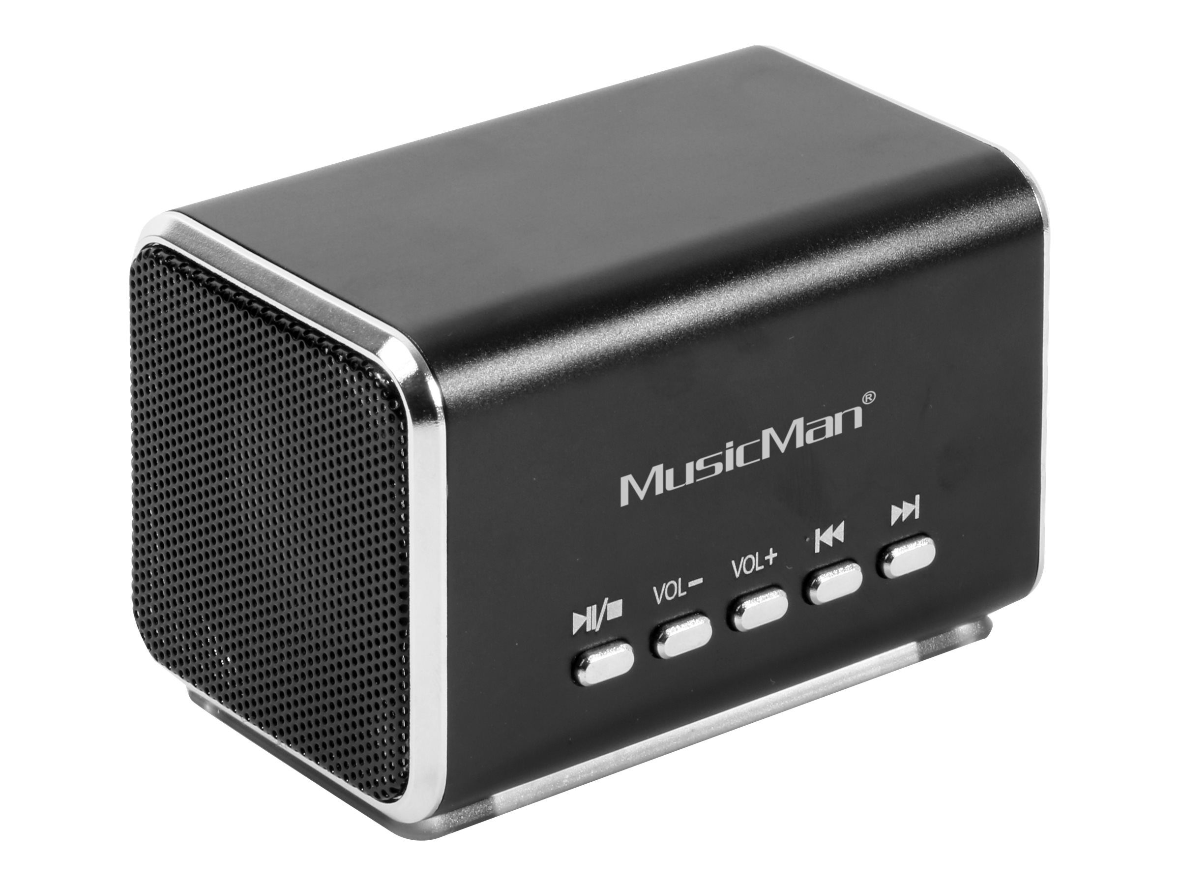 Technaxx MusicMan Midi Soundstation - Digital Player - Schwarz