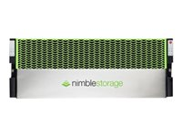 Nimble Storage All Flash AF-Series AF5000 Flash storage array iSCSI (10 GbE) (external)