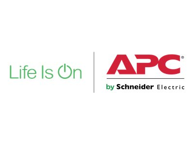 APC On-Site Service Upgrade to Factory Warranty with Monitoring - extended service agreement - 3 years - on-site