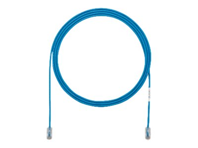 Panduit TX5e-28 Category 5E Performance - patch cable - 11 m - pastel blue